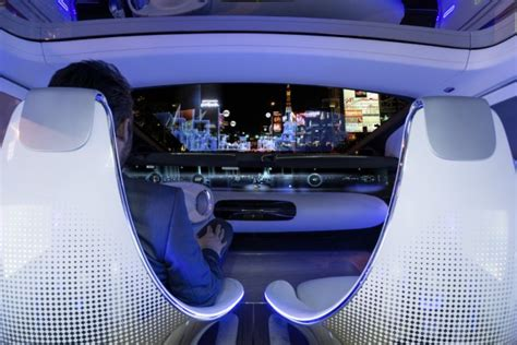 future mercedes interior future of auto ux design and the autonomous vehicle