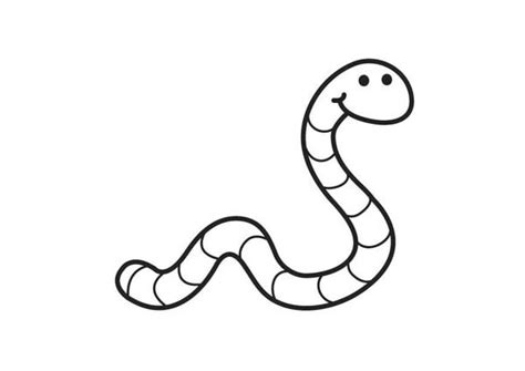little earthworm coloring pages batch coloring
