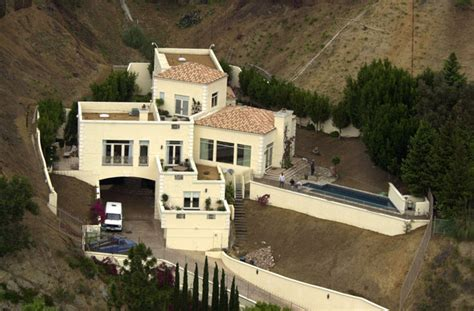 famous hollywood homes britney spears hollywood hills celebrity homes lonny