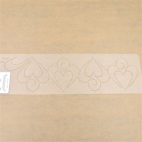 template plastic for quilting plastic spiral pattern quilting stencil template for