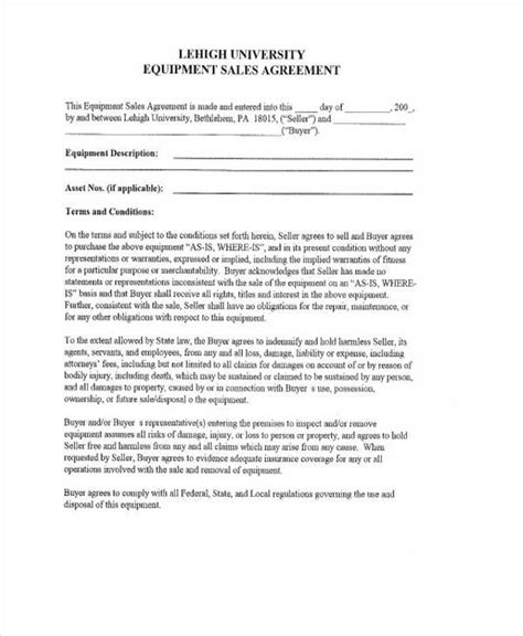 Employee Fuel Card Agreement Template by Sle Contract Forms