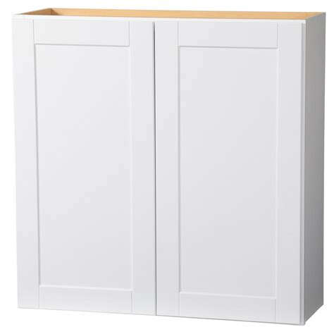 hton bay shaker cabinet doors hton bay shaker assembled 36x36x12 in wall kitchen