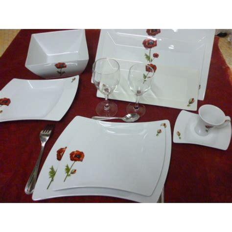 Japan Home Decor service de table vaisselle en porcelaine centre