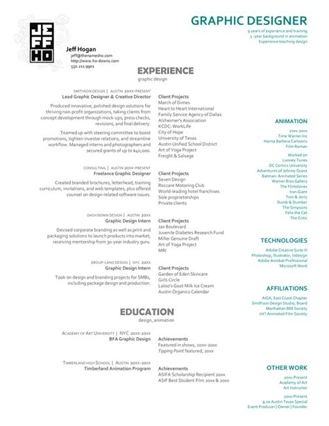 unique resume templates creative architecture resumes exmaple creative resume