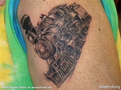 steam train tattoo designs 1000 images about on traditional