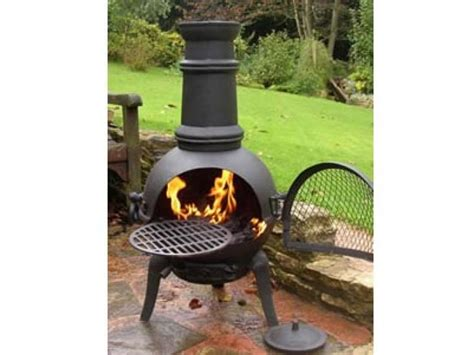Small Cast Iron Chiminea Chiminea Small Black Cast Iron