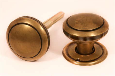 Brass Door Knobs Ebay by 6 X Solid Brass Door Knobs Ck30027 Save 50 Ebay