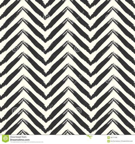 pattern brush zig zag seamless grunge pattern brush strokes texture stock
