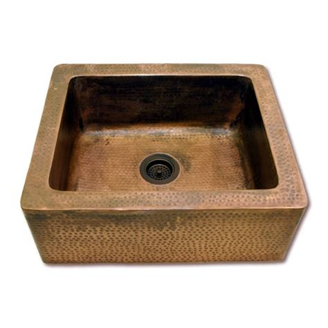 kitchen copper sink rochelle copper sink kitchen sinks housetohome co uk