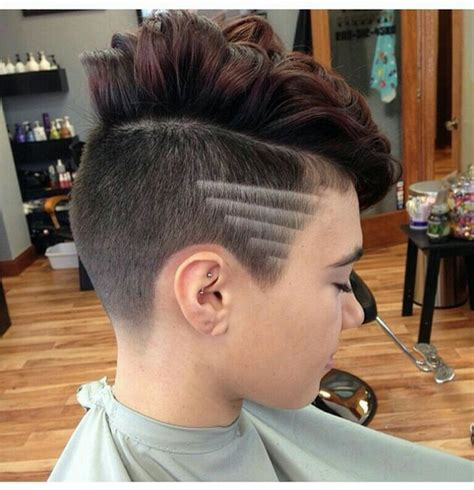 Boy Haircuts Short On Sides Long On Top