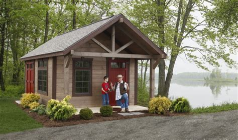 Telephone Pole Log Cabin by Highland Shed Barn Style Options For Saleweaver Barns