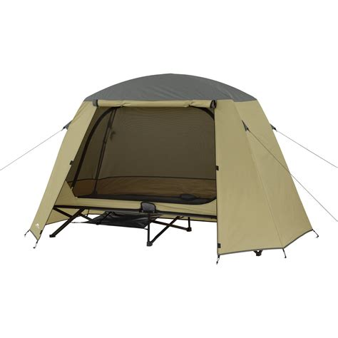 ozark trail  person  instant tent outdoor elevated
