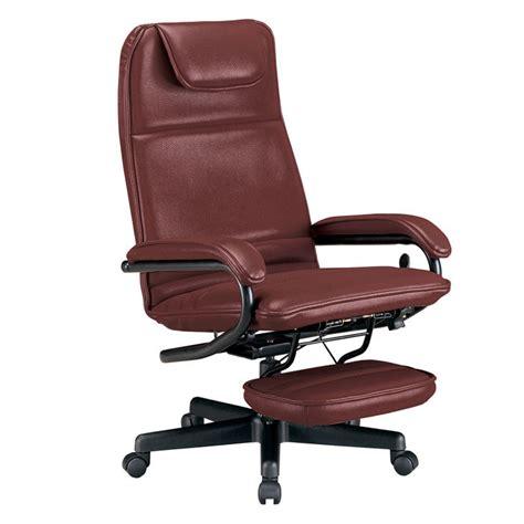 reclining desk ofm reclining executive desk chair ebay