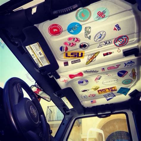 preppy jeep stickers the 25 best jeep wrangler tj ideas on pinterest