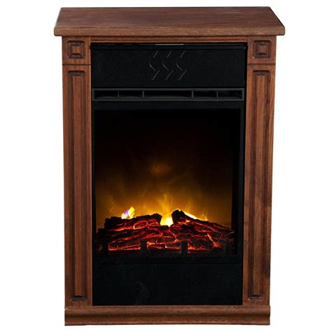 Amish Fireplace Heater Reviews by Heat Surge 30000116 Accent Electric Fireplace With
