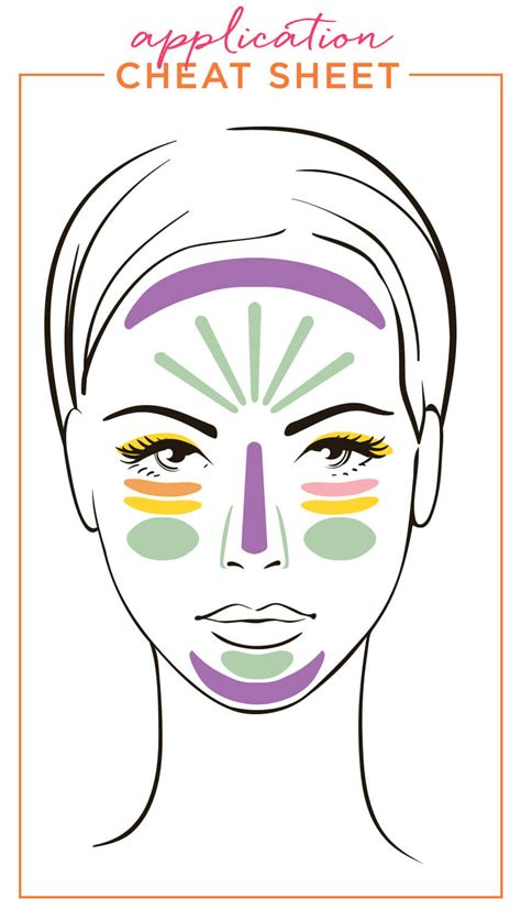 how to apply color corrector how to use color correcting concealer ulta mix