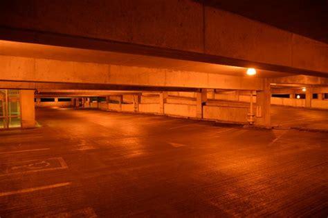 Garage Upgrades Butler County Upgrades Parking Garage Lights To Leds