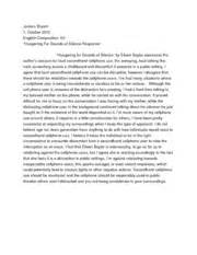 600 Word Essay Sle by 300 Word Paragraph Joniero Bryant 7 October 2012 Composition 101 Hungering