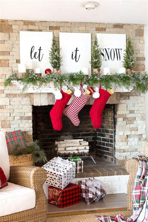 Home Xmas Decorating Ideas 2018 christmas trends
