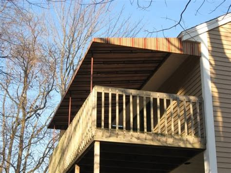 Muskegon Awning by Deck Canopy Canopies Michigan Canopies For Patios