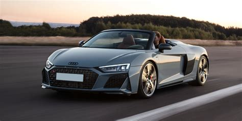 Audi R8 2019 by 2019 Audi R8 Spyder Price Specs And Release Date Carwow