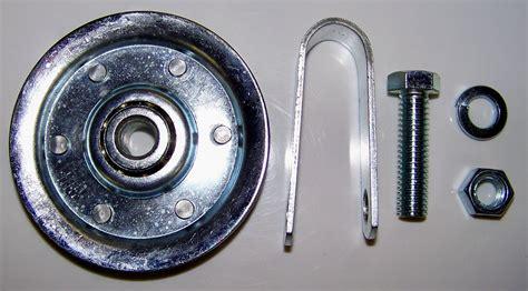 garage door pulley wheel fix garage door repair in cheap price at creek