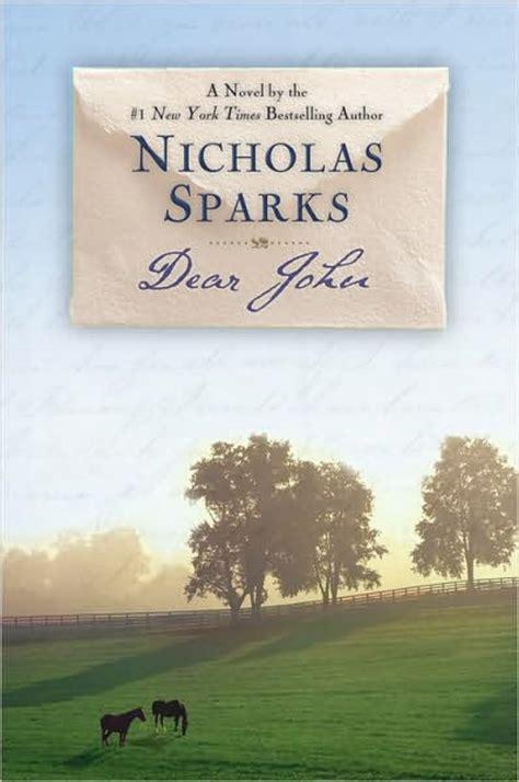 nicholas sparks dear