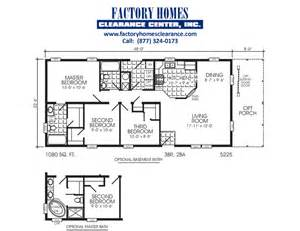 Floor Plans For Mobile Homes Single Wide by Modular Home Modular Homes Single Wide Floor Plans
