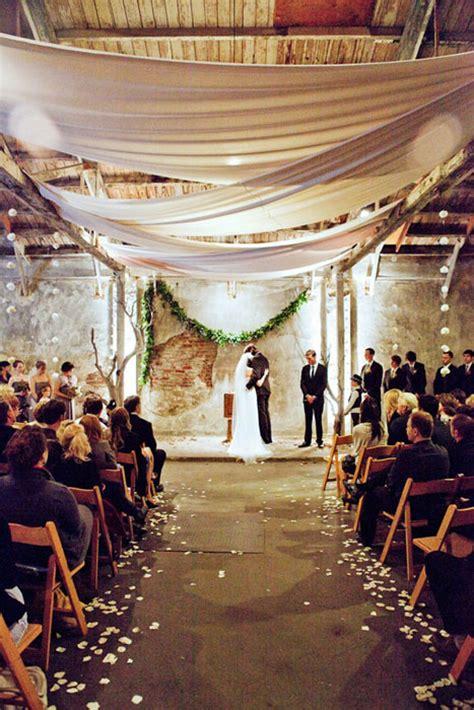 wedding trends the loft wedding