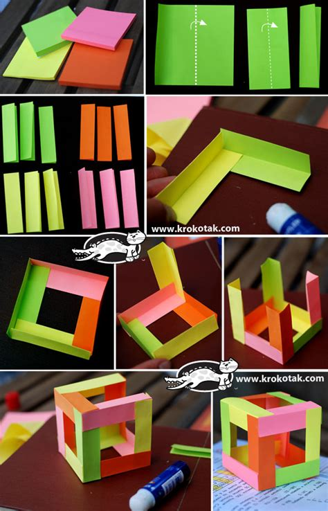 cool ideas krokotak eight sticky notes cool ideas