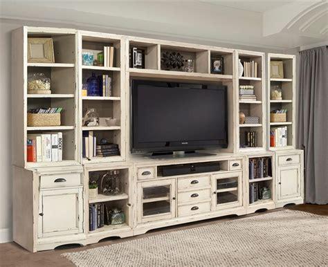 sausalito antique white modular bookcase 28 images