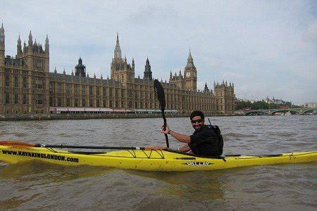river thames kayak licence kayaking river thames london united kingdom