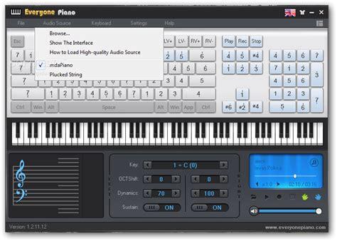 Keyboard Piano Untuk Laptop everyone piano free