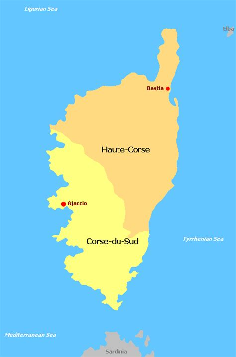 corsica map corsica map pictures to pin on pinsdaddy