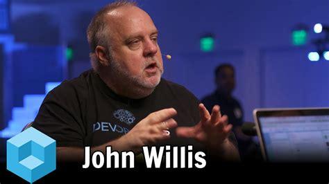 docker tutorial john willis john willis dockercon 2015 thecube youtube