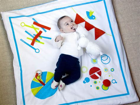 Organic Play Mat by A Baby Play Mat That S Modern And Stylish For A Change