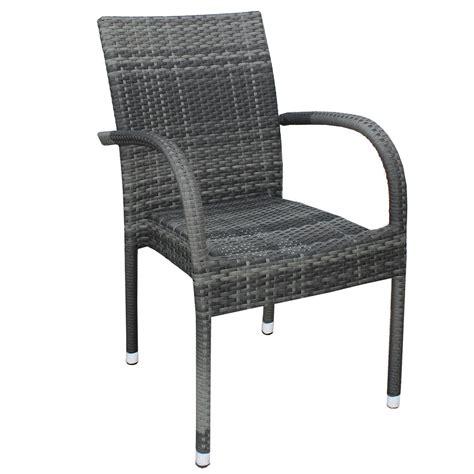 sedie in alluminio per esterno a81e sedia in alluminio e simil rattan con braccioli