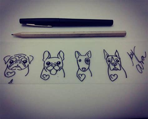 tattoo maker in virar the 25 best pug tattoo ideas on pinterest pug art pugs
