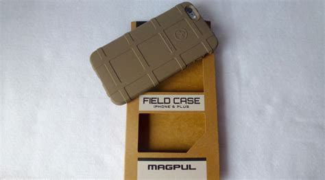 magpul field case  iphone   excellent inexpensive case tech reviewer