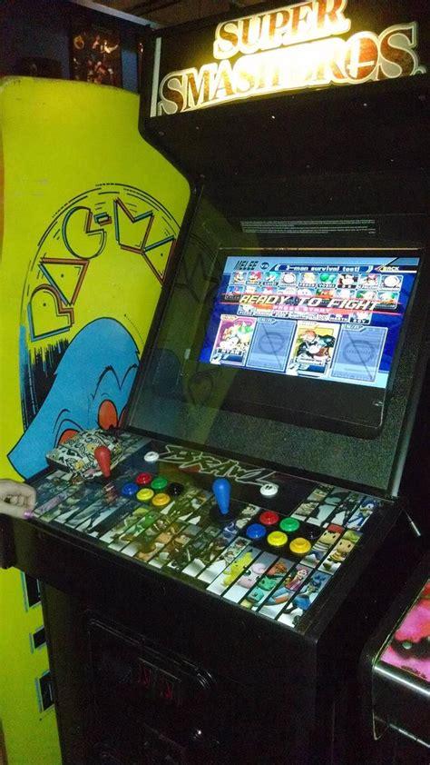 Arcade Meme - super smash brothers melee arcade cabinet super smash