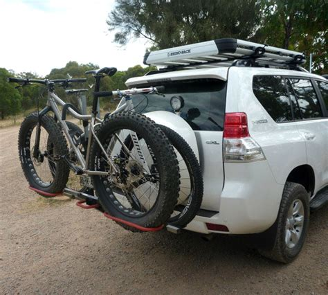 Prado Bike Rack by Isi Advanced 4x4 Bicycle Carrier And Bike Rack Systems