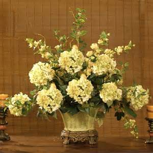 Silk Flower Arrangements For Dining Room Table by Faux Flowers Amp Plants Bellacor Com