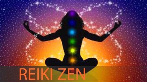 hour reiki zen meditation  healing  positive