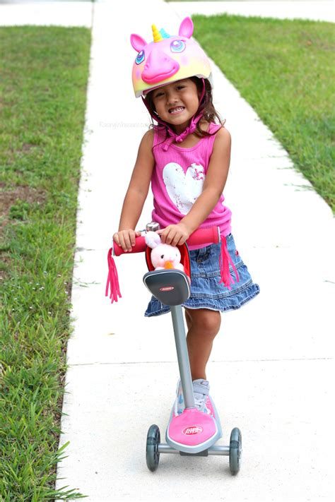 Radio Flyer Giveaway - 6 scooter games for kids with radio flyer raising whasians