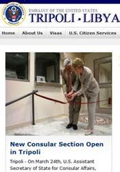 us consular section libyan visa for americans can citizens of the usa obtain