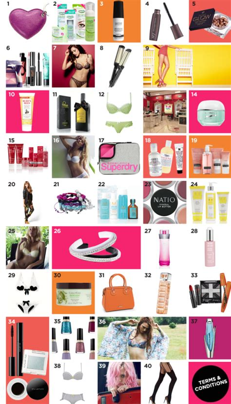 Cosmopolitan Giveaways - cosmopolitan giveaway 163 55 000 of treats to be won