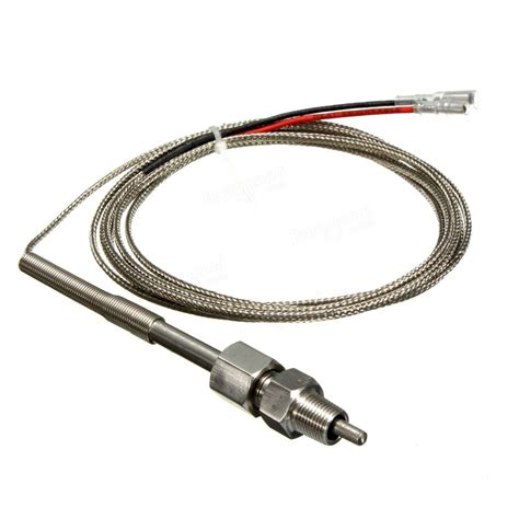 Sale Thermocouples Type K universal k type egt thermocouple temperature sensors for exhaust gas probe sale banggood