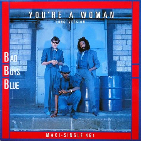 Maxy You bad boys blue you re a version at discogs