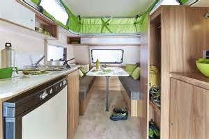Decorative Awning Mini 270 Silver Pop Top Caravan