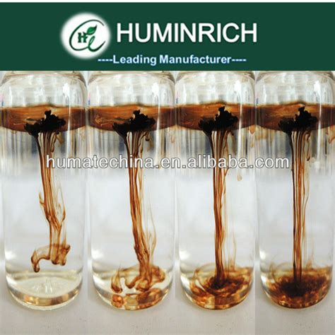 Soil Conditioner Amura Humat potassium humate fulvic shiny flakes view fulvic acid huminrich product details from